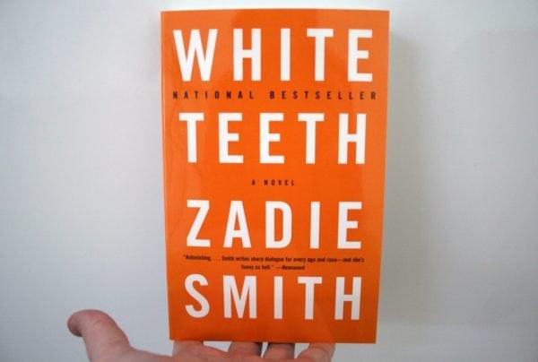 Zadie Smith's White Teeth @flickr