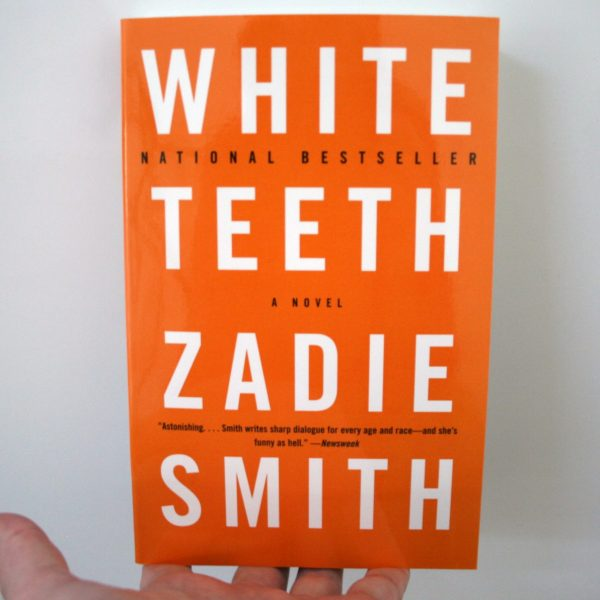 Zadie Smith's White Teeth @flickr