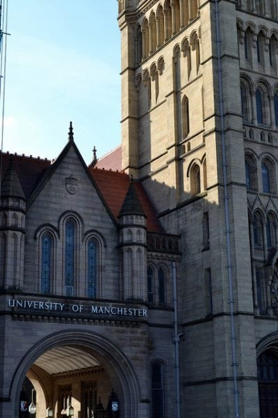 The university has ranked in the top 10 in a survey of students' quality of life.