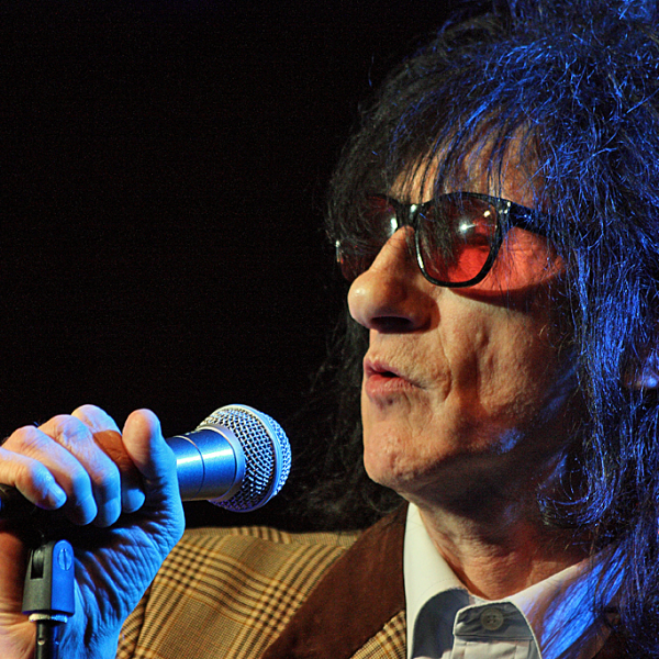 Famous Faces: John Cooper Clarke Photo: SydPix @ Flickr