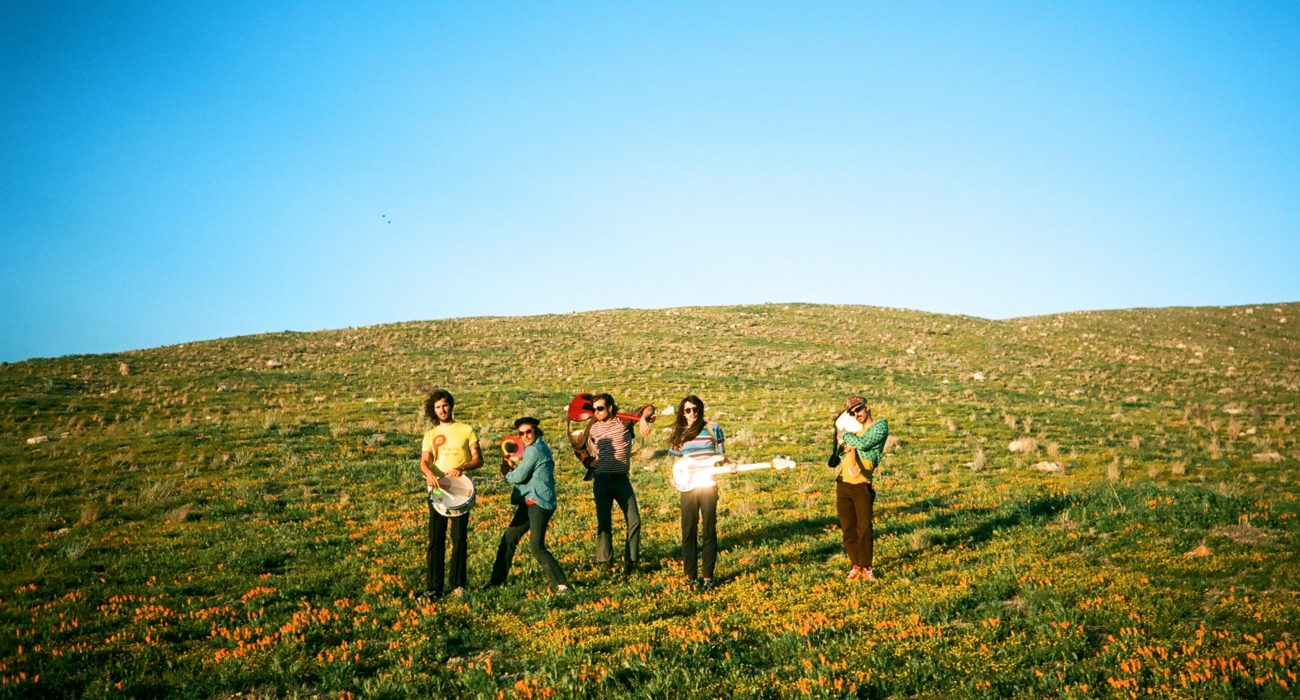 Photo: The Growlers Press shot courtesy of Fat Cat Records