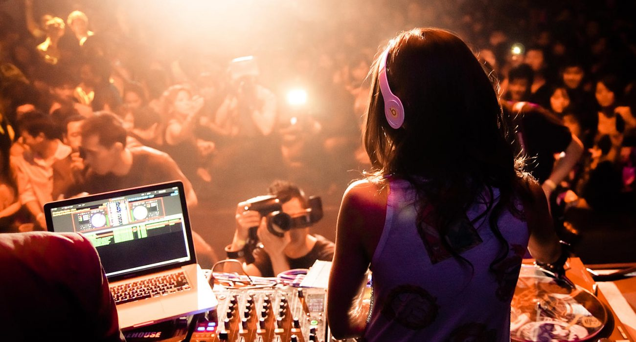 A recent survey has revealed that 95 per cent of girls are groped in nightclubs Photo:trouniphotography@flickr