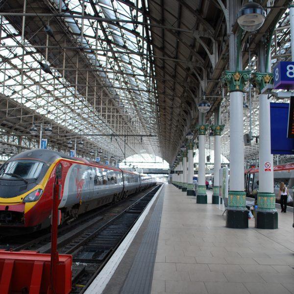 Jailbreak students faced problems using Virgin trains.