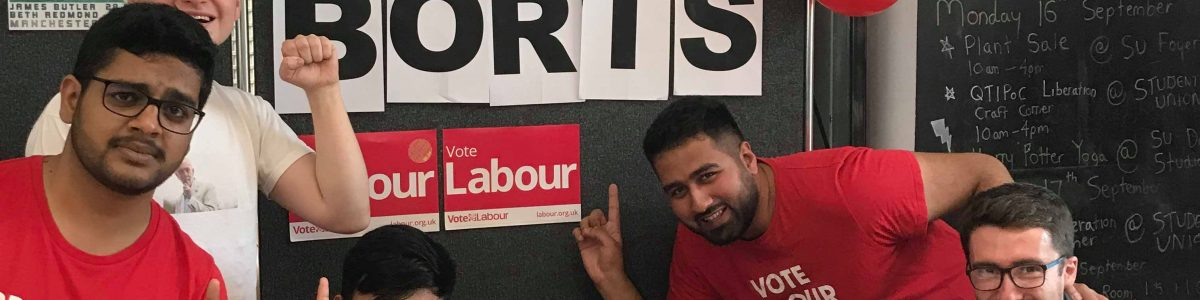 Manchester Labour Students targeted in racist Twitter attack