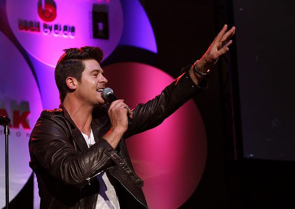 Robin Thicke's hit song 'Blurred Lines' has stirred worldwide controversy