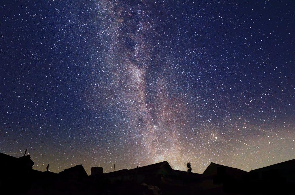 Photo: 'Milky Way' by Abdul Rahman @ Flickr