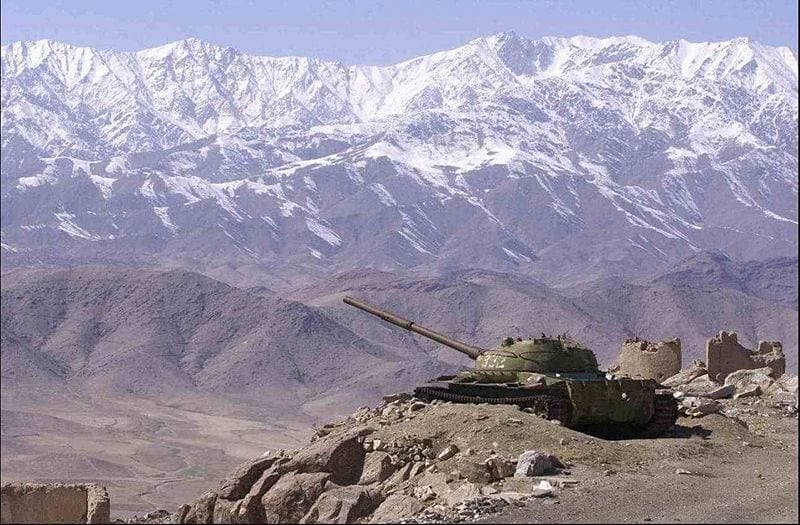 Photo: Afghanistan 18 by davric @ Wikimedia Commons