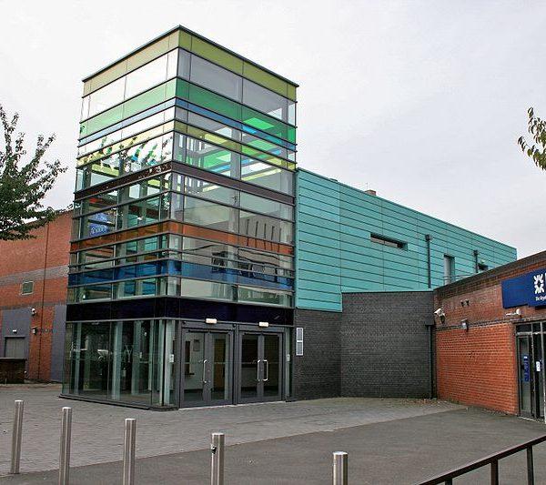 Manchester Academy 1