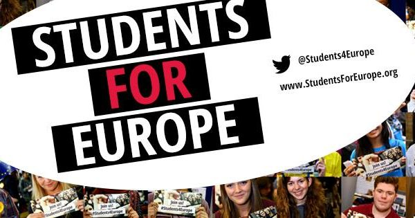 Photo: Students for Europe