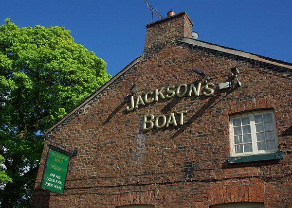 Jacksons's Boat. Photo: Adam Bruderer @Flickr
