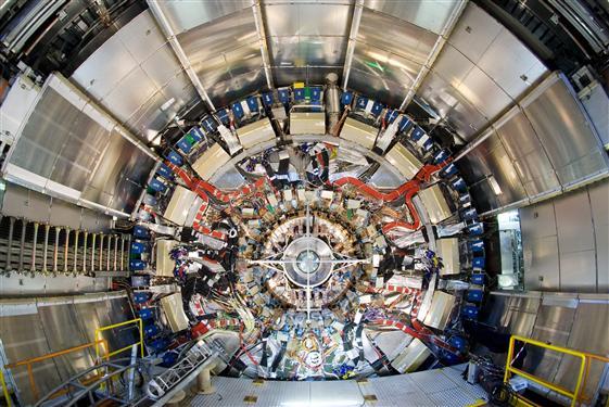 Photo: Claudia Marcelloni @CERN