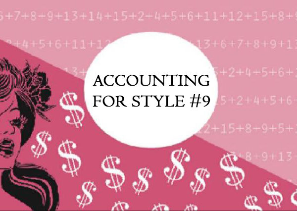 Accounting for style 9