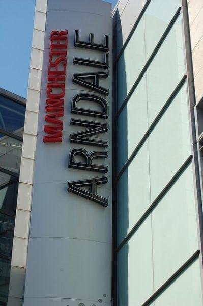 The Manchester Arndale Centre. Photo: Lisa Murgatroyd