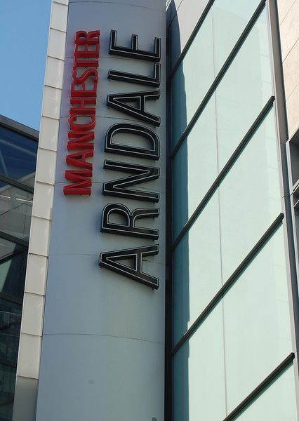 The Manchester Arndale Centre. Photo: Lisa Murgatroyd