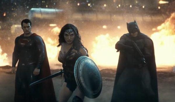Batman v Superman. Photo: DC Entertainment