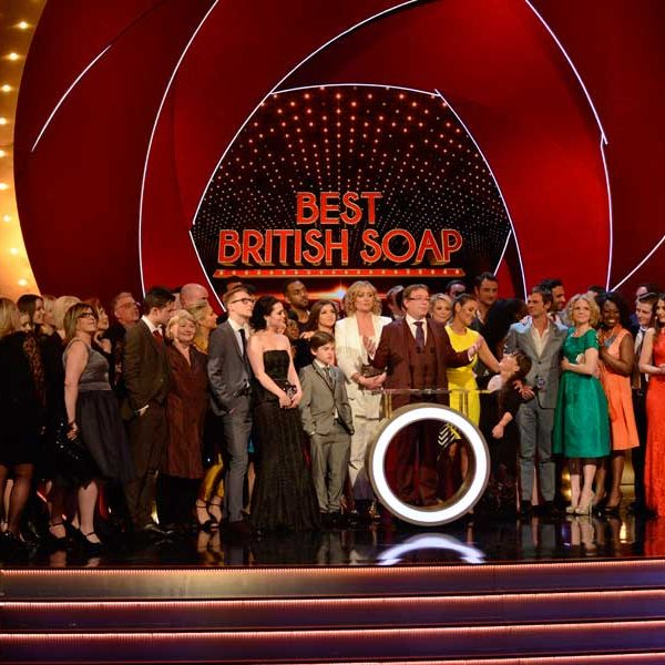 Photo: British Soap Awards