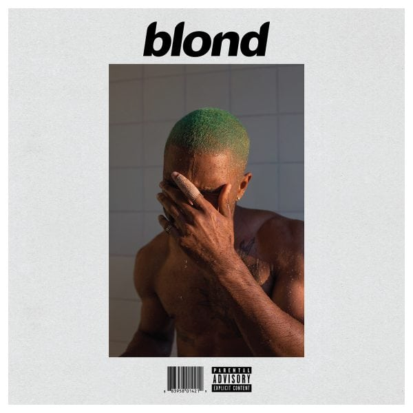 Frank Ocean Photo: Album Artwork