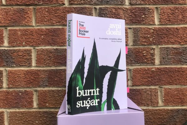 Burnt Sugar by Avni Doshi for the 2021 Women's Prize for Fiction