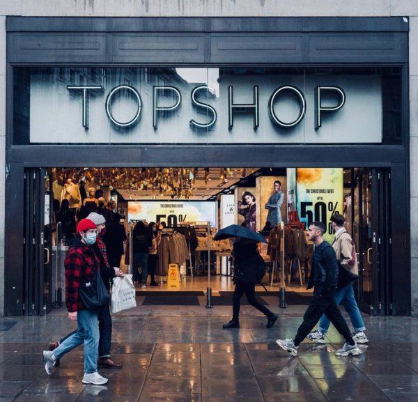 topshop store