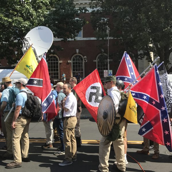 "Photo: Anthony Crider - Charlottesville ""Unite the Right"" Rally"
