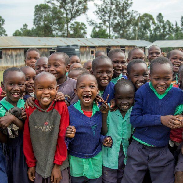 Chepkeigei Primary School in Ndanai, Bomet county, Kenya on July 4, 2017 photo courtesy of Dig Deep
