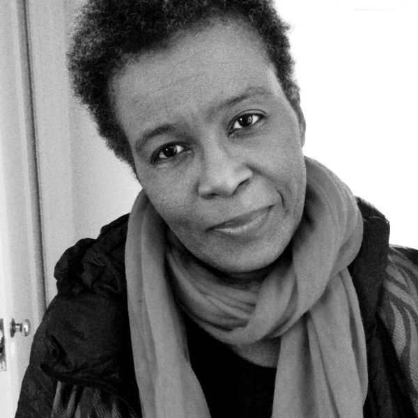 Photo: Claudia Rankine by John Lucas @ Wikimedia Commons