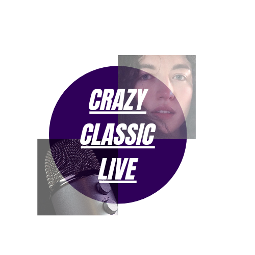 A cover photo for Crazy Classic Live