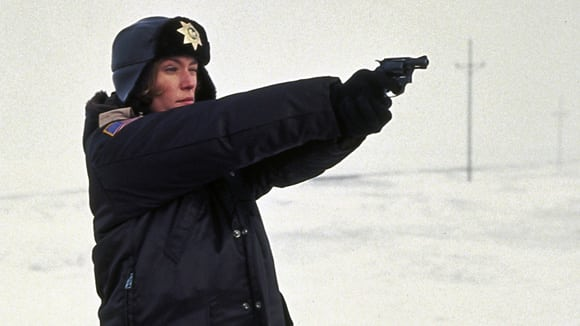 Police Chief Marge in 'Fargo'