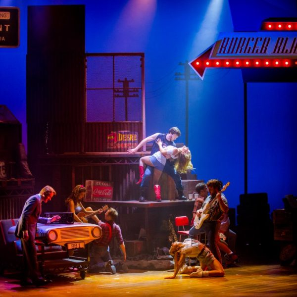 Photo: Footloose UK Tour 2016