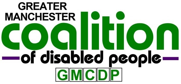 Photo courtesy of Greater Manchester Coalition of Disabled People