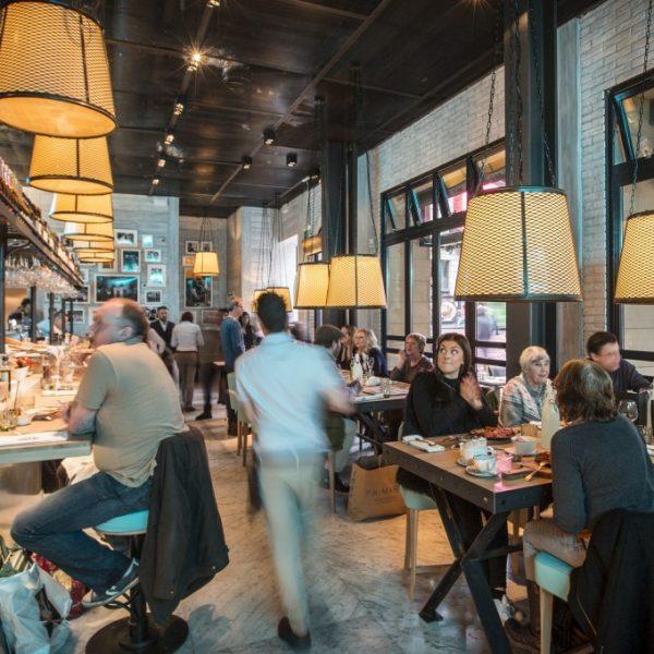 Photo: Gino D'Acampo's Manchester Restaurant Gallery