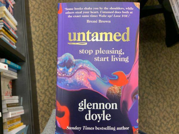 Untamed by Glennon Doyle paperback cover