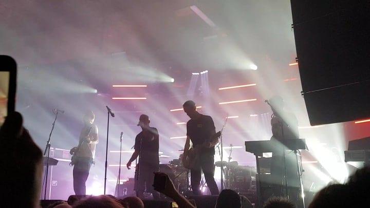 Groove Armada live -own image