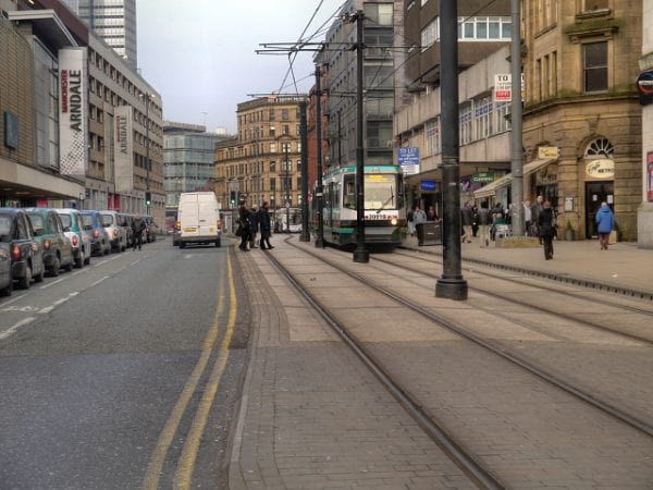 High Street, Manchester Photo: David Dixon @ geograph