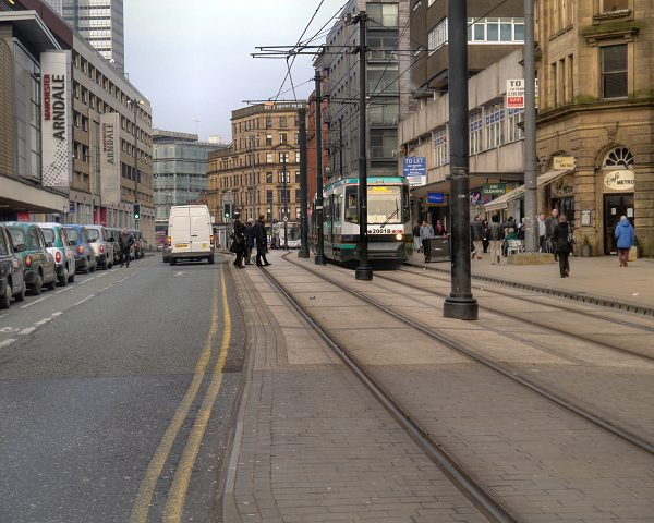 High Street, Manchester Photo: David Dixon @ geograph