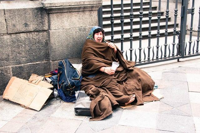 Photo: Mussi Katz@Flickr View from the street Burnham homelessness