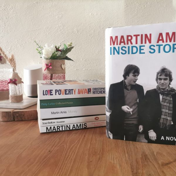 Photo of Inside Story by Martin Amis and three other novels
