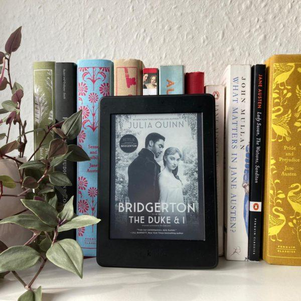 Bridgerton the book