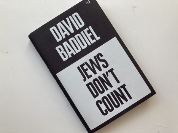 Jews Don't Count by David Baddiel
