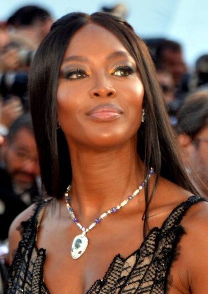 Naomi Campbell. Photo: Georges Biard @Wikimedia Commons