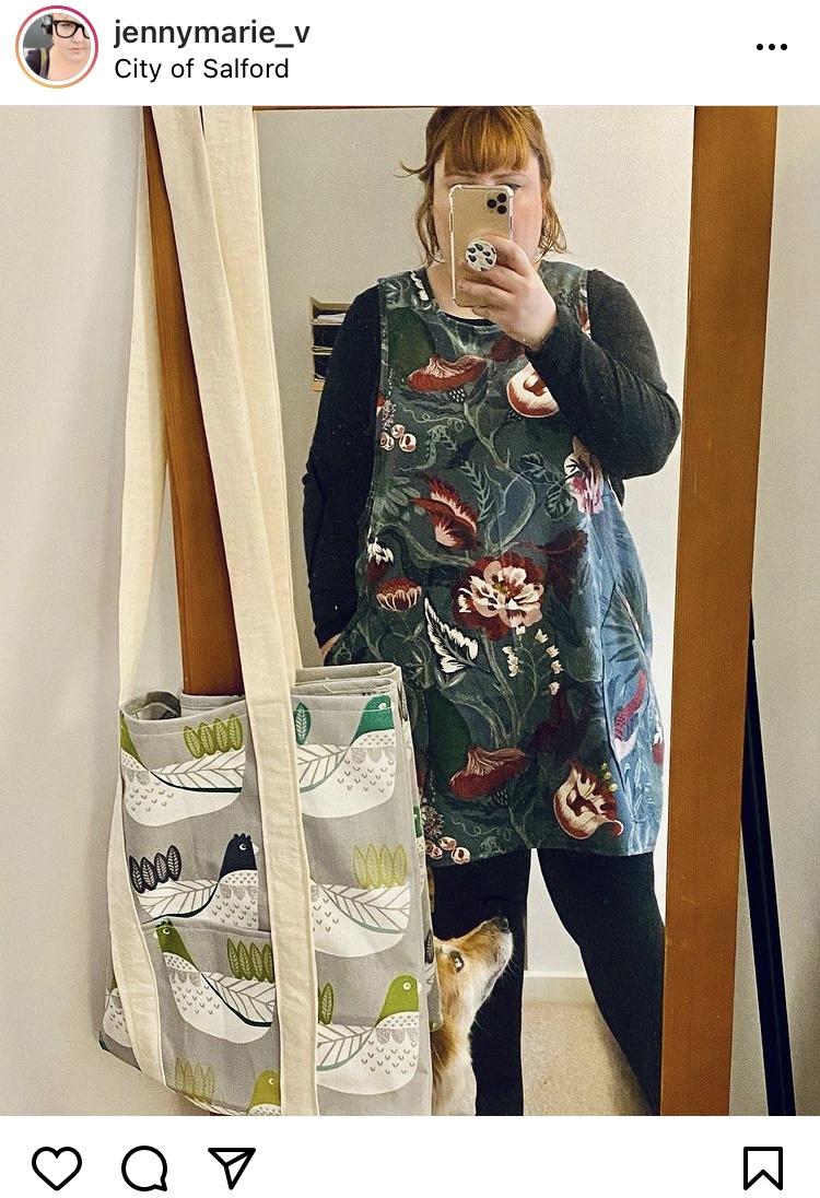 Sustainable plus size fashion jenny marie