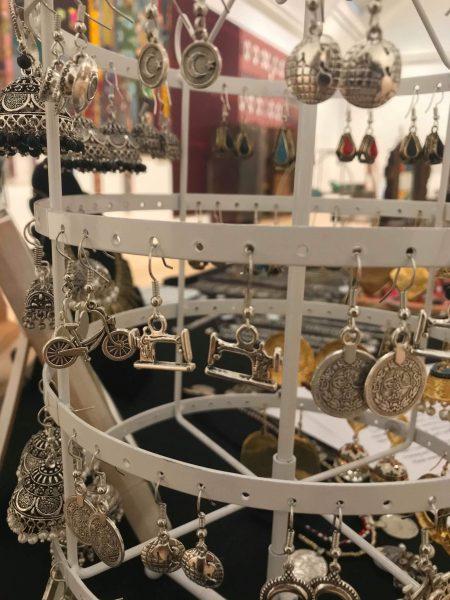 Electric Bazaar jewellery stand