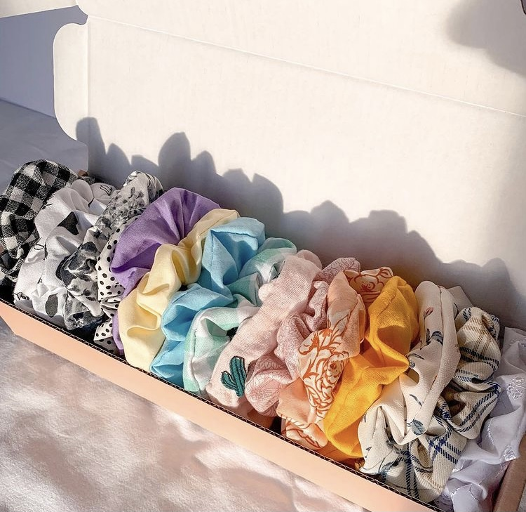 Luna Lane Accessories scrunchies