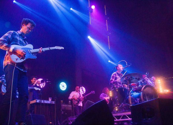 Whitney Live at Albert Hall; Photo: Cameron Taylor