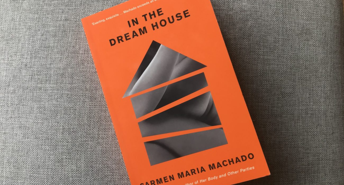 Photo of In the Dream House against a grey background