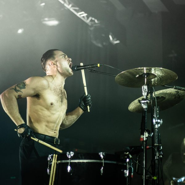 Slaves Photo: Hannah Brierley @ Mancunion