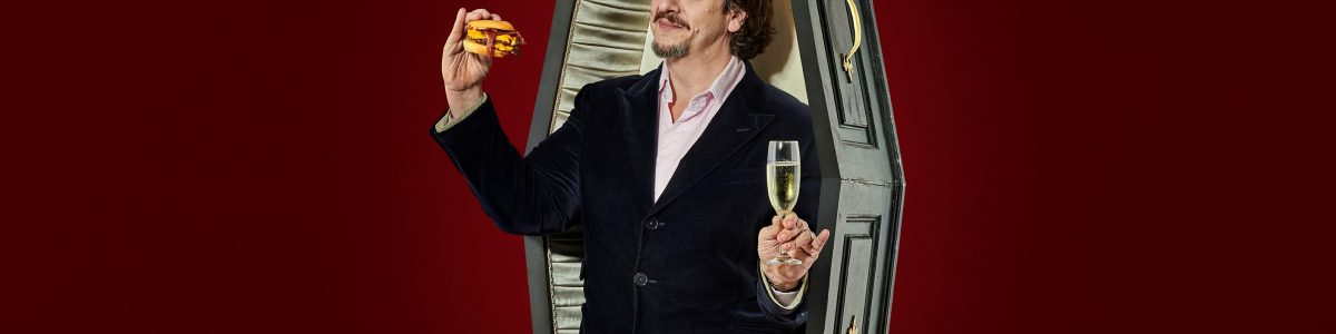 My Last Supper: Jay Rayner's advice fresh out of the oven