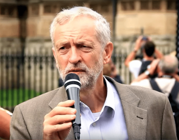 The effectiveness of Jeremy Corbyn's leadership was debated in Manchester Photo: Wikimedia Commons