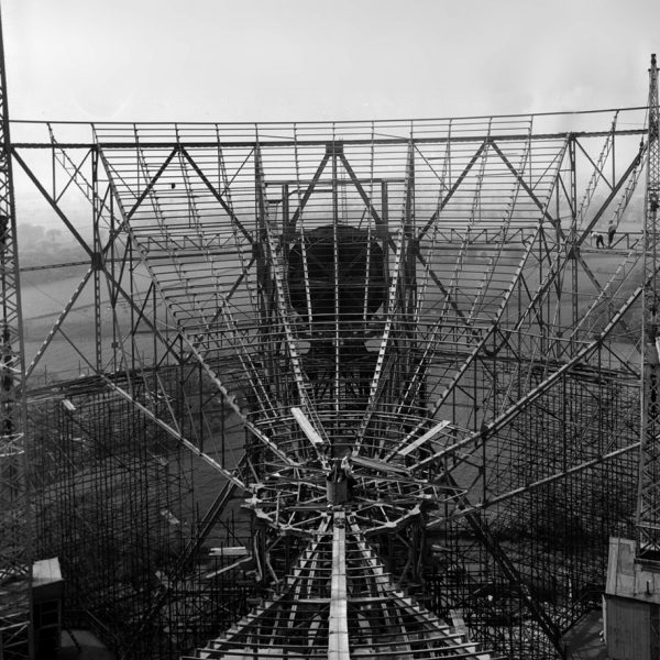 Photo: Jodrell Bank, University of Manchester @ Wikimedia Commons