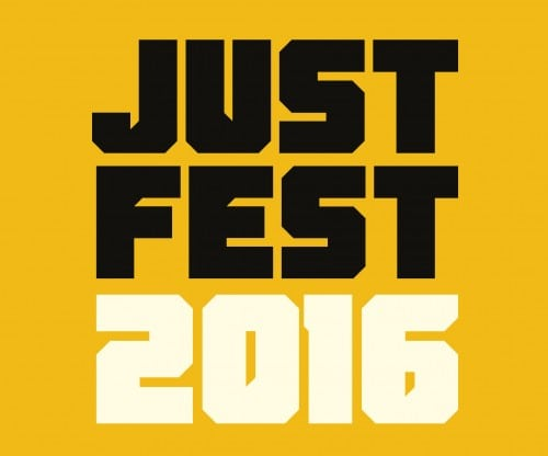 Just Fest 2016 Photo: University of Manchester Students' Union